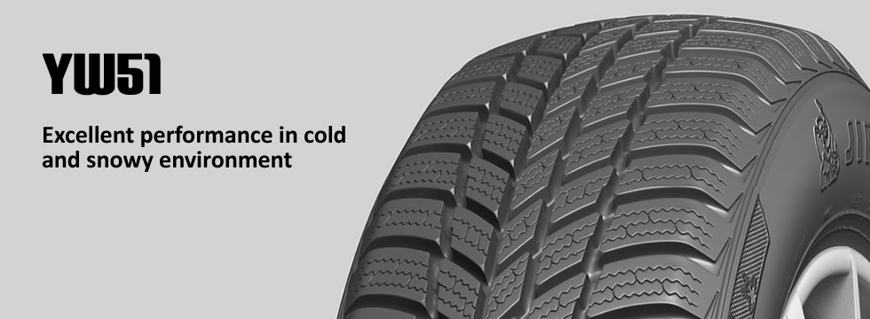 JINYU winter tire YW51